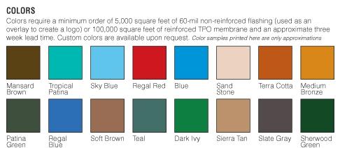 TPO-colors